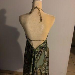 Dress silk type